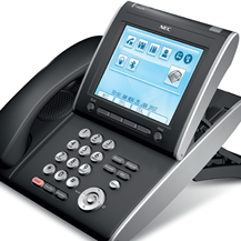 NEC SV8100 Telephone