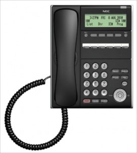 NEC SV8100 6 Button Telephone